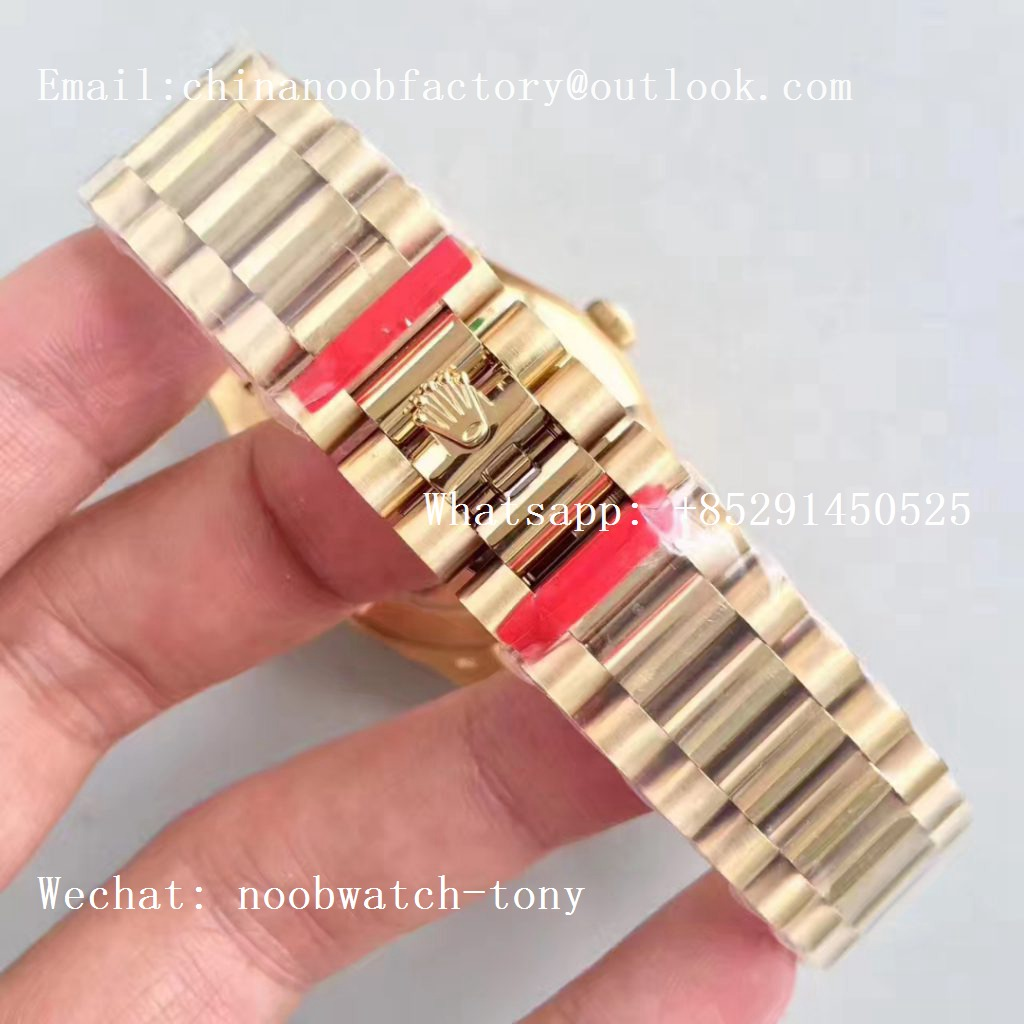 Replica Rolex Day-Date 40 228238 Yellow GOLD Noob