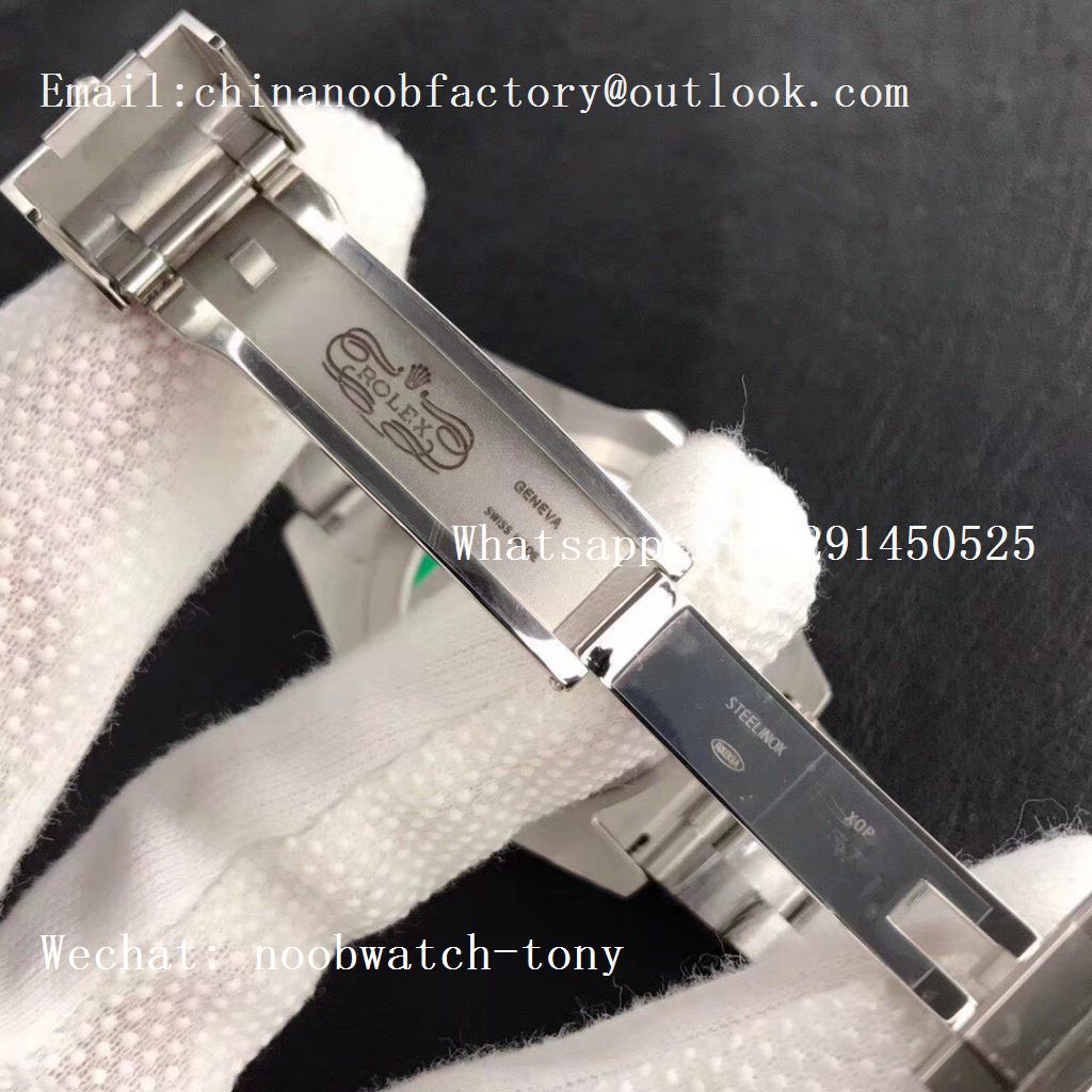 Replica Rolex Explorer II 42mm 216570 JF 1:1 Best Edition White Dial on SS Bracelet A2836 V3
