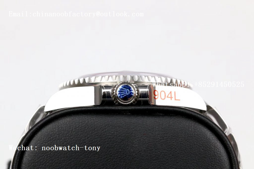 Replica Rolex GMT Master II 116719 BLRO Pepsi Real Ceramic 904L SS GMF 1:1 Best Edition Black Dial A3186