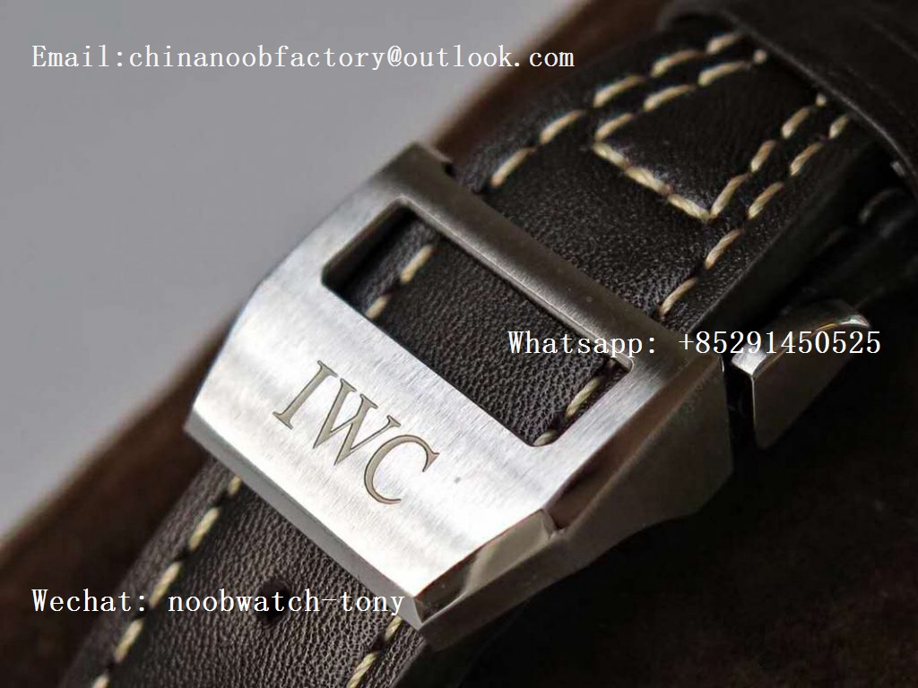 Replica IWC Big Pilot Real Power Reserve IW500908 Le Petit Prince Blue Dial ZF 1:1 Best Edition A51111 V2