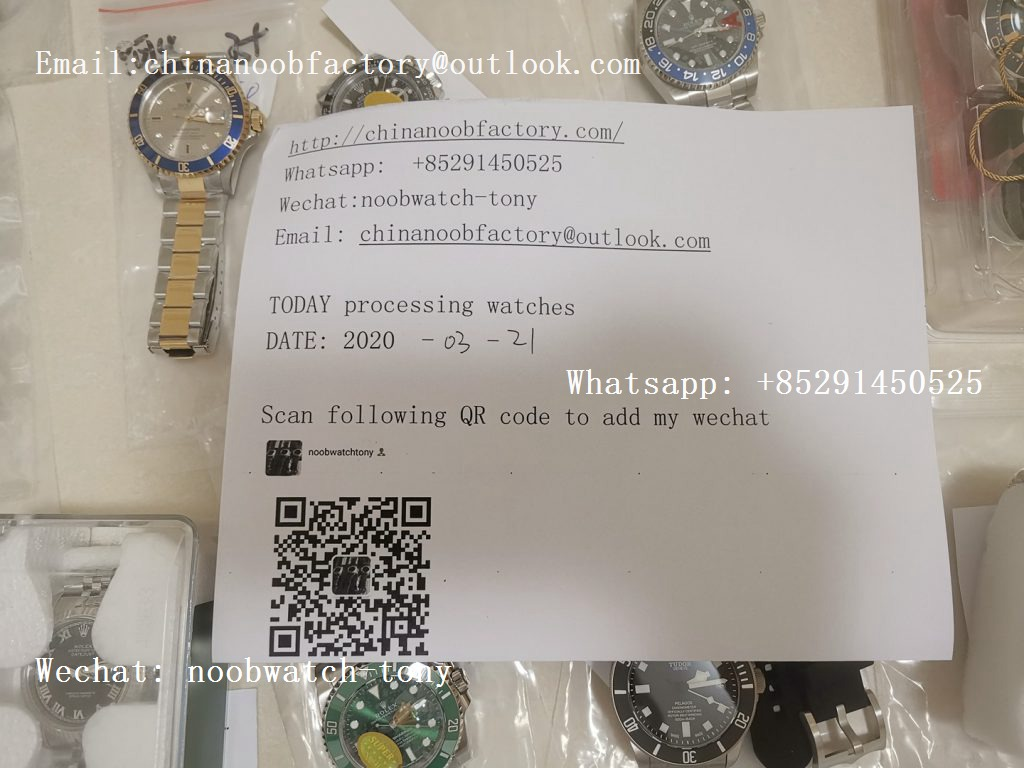 CHINANOOBFactory Processing watches today