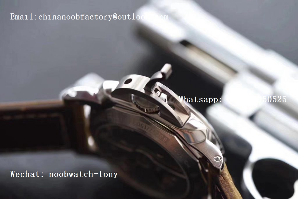 Replica Panerai PAM1523 S V6F 1:1 Best Edition 42mm on Brown Asso Strap P9010